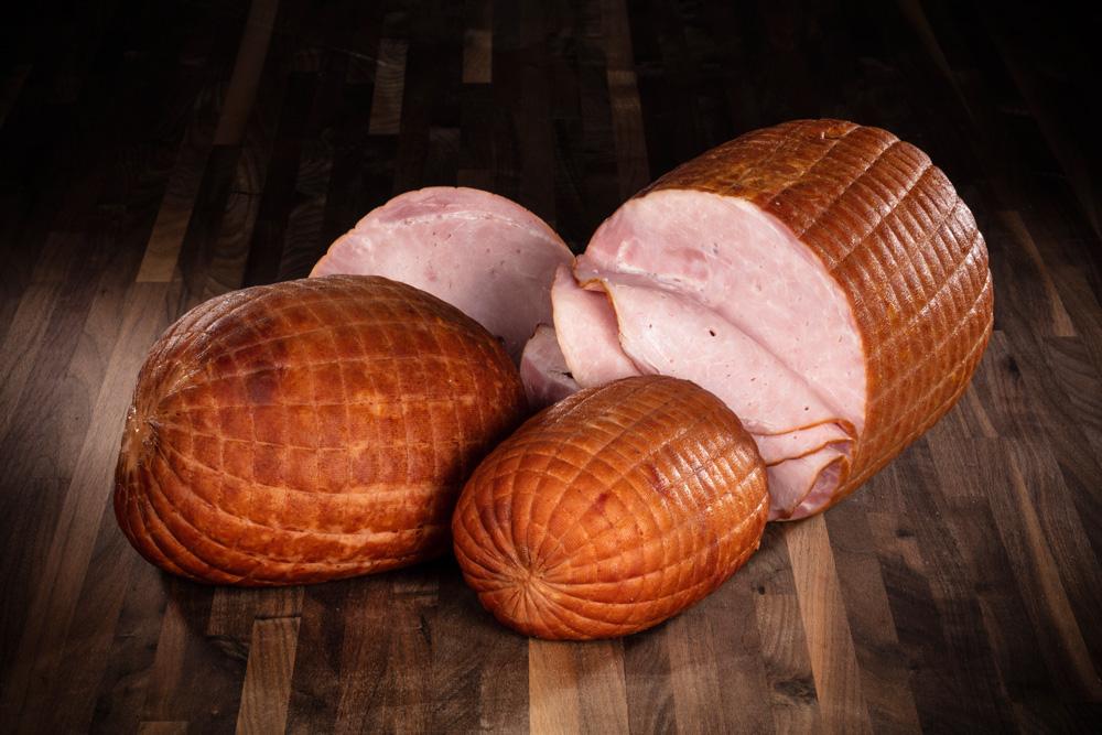 boneless ham