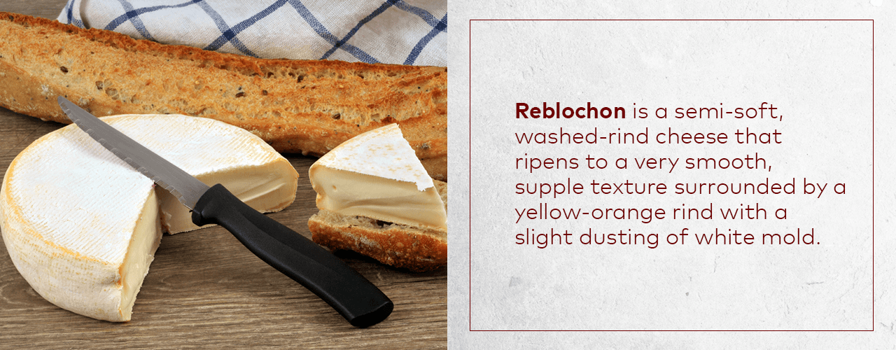 Reblochon Cheese