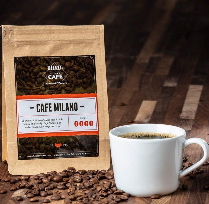 cafe milano coffee