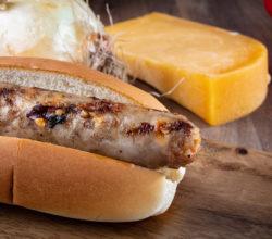 Cheddar Sausage