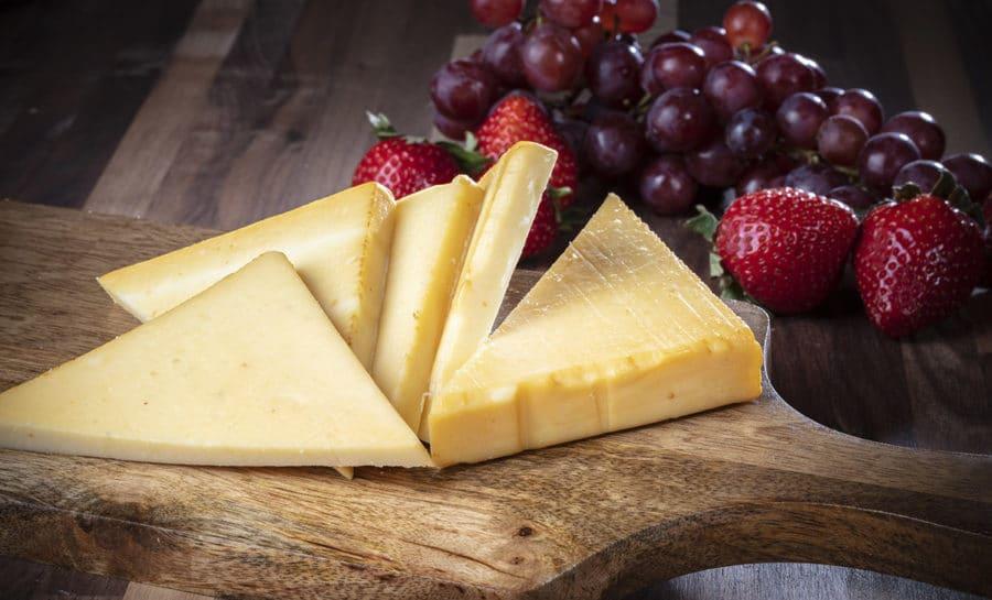 smoked horseradish cheese