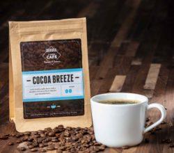 cocoa breeze coffee