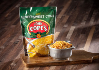 dried sweet corn