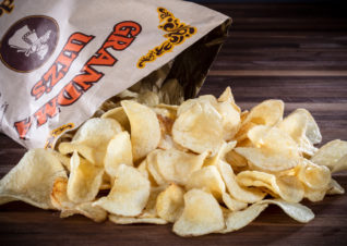 Grandma Utz's potato chips