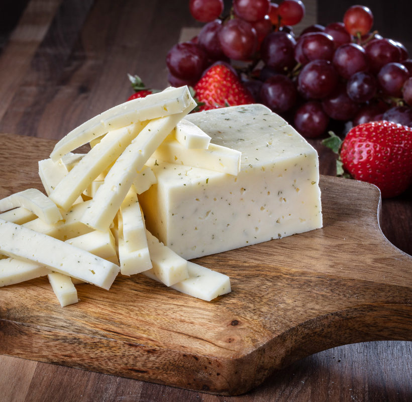 Havarti Cheese with Dill