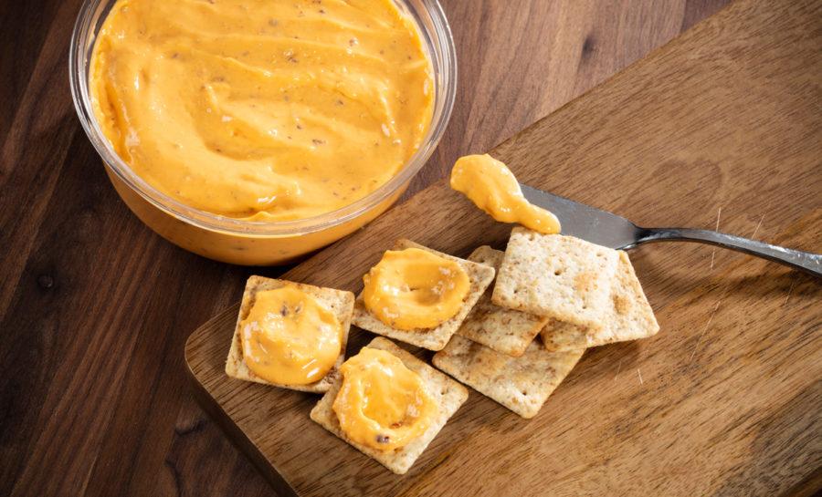 bacon horseradish cheese spread