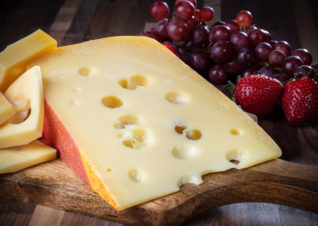 Jarlsberg Swiss Cheese