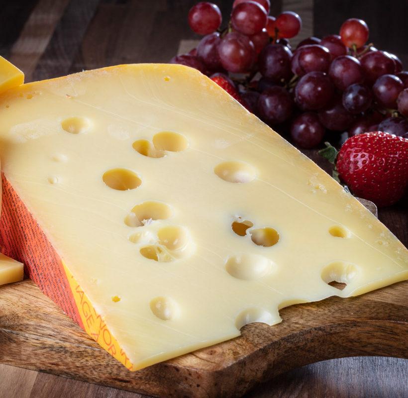 Jarlsberg Swiss Cheese