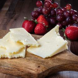 sharp Conestoga cheddar cheese