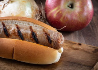 maple apple sausage