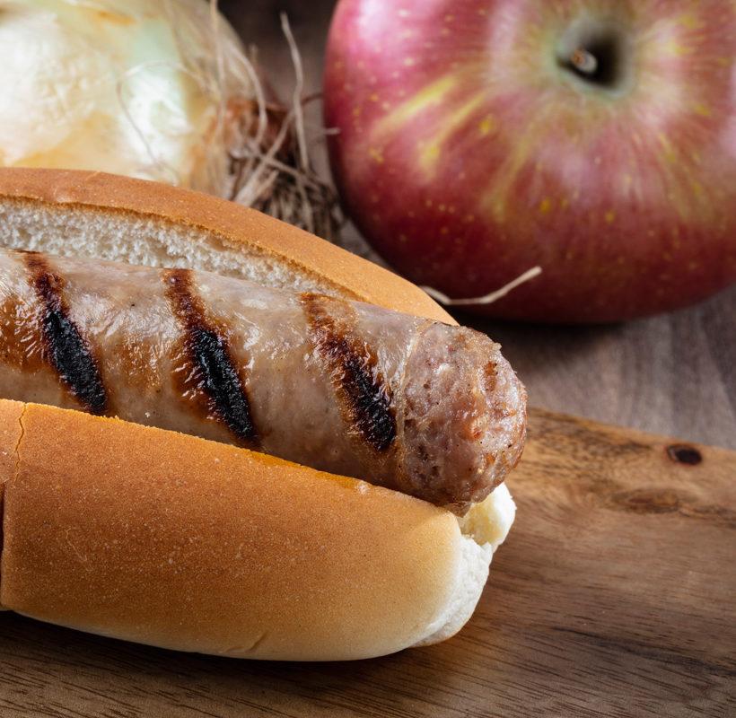 maple apple sausage