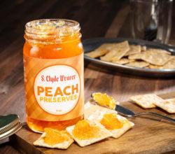 peach preserves