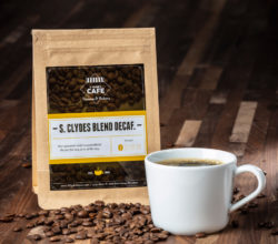 S Clyde Weaver decaf coffee