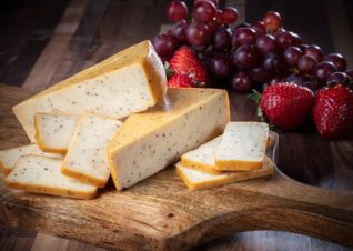 smoked cooper sharp cheese