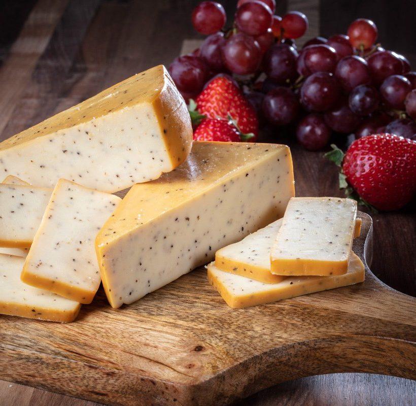 smoked cooper sharp cheese