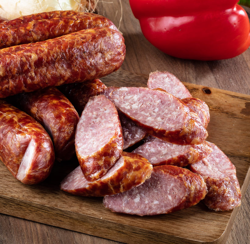 smoked sausage