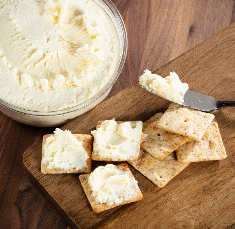 Super Sharp Cheddar Cheese Spread