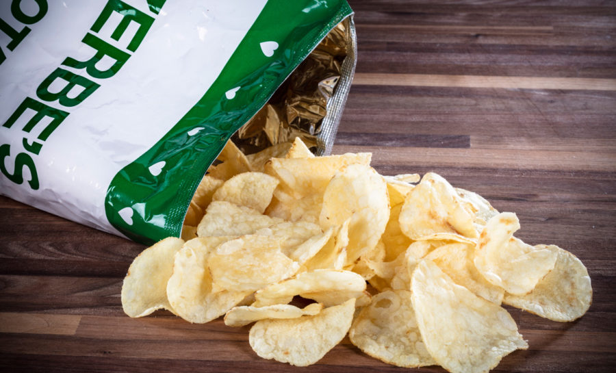 Zerbe's potato chips
