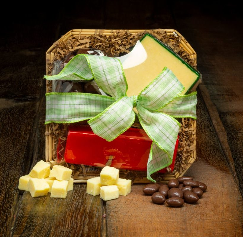 Cheese Gift Basket