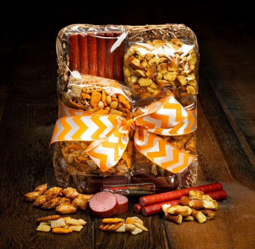 Snack Gift Basket
