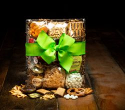 Snack Gift Basket