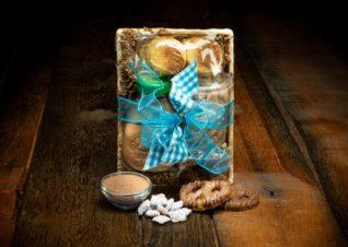 dessert gift basket