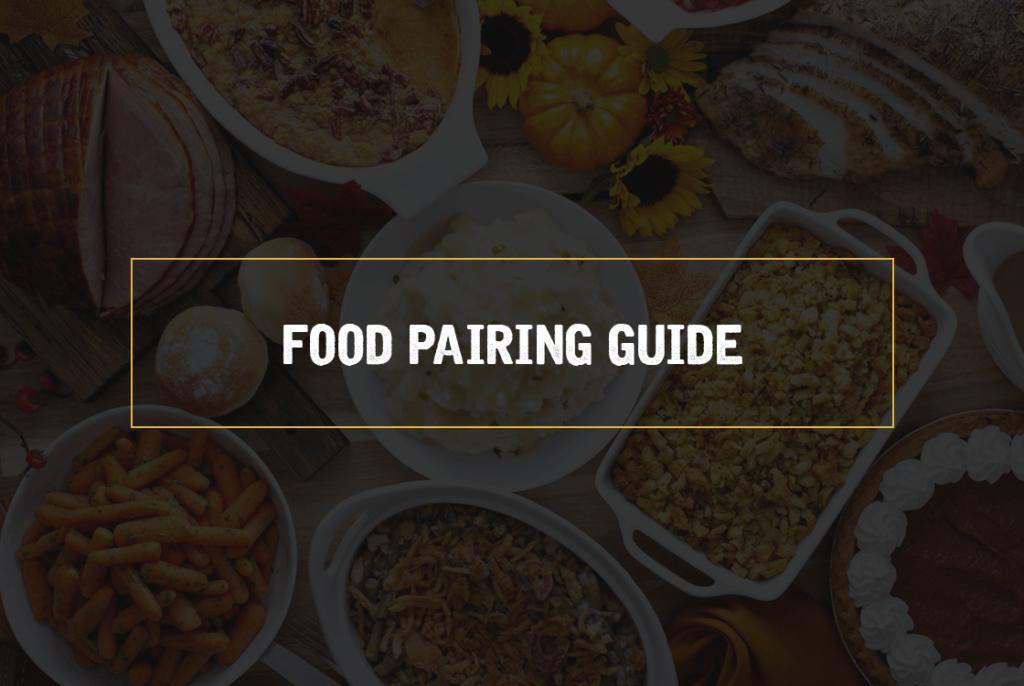 Food pairing guide