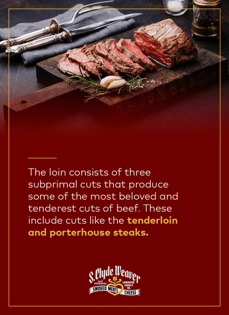 Cooked Tenderloin